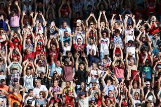 Fussball: Testspiel -  SC Freiburg vs. AC Mailand