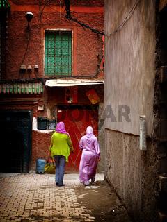 Marokkanische Frauen