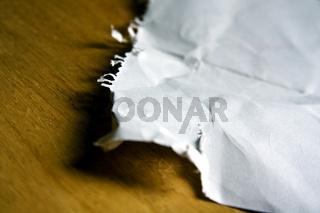 papier, zettel