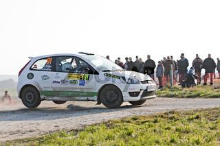 Sportwagen bei der Waldviertler Auto Rally /roadster of the Waldviertler car rallye