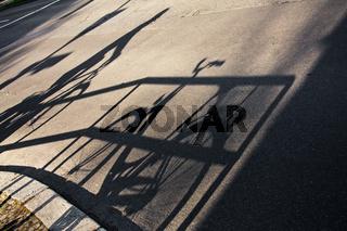 Fahrrad, Strasse