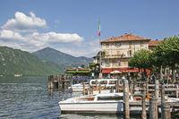 Impressions of Lake Orta