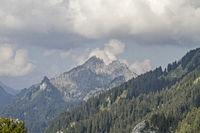 Big and small Klammspitze