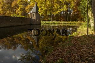 Herbst an Haus Welbergen