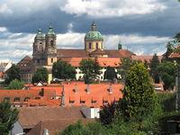 Basilica in Weingarten (Wuerttemberg), Germany