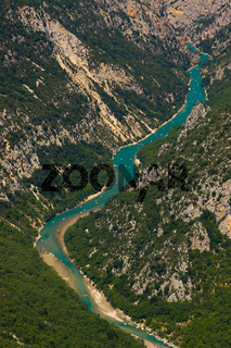 Verdonschlucht, Gorges du Verdon, Grand Canyon du Verdon