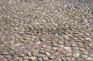 Stone road