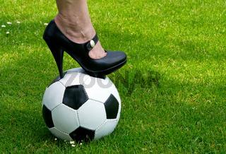 Frauen Fußball