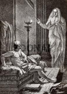 The Dream of the Roman general Scipio Aemilianus