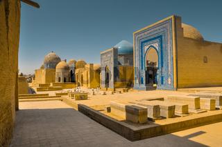 Square in Samarkand