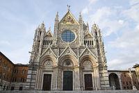 Cattedrale di Santa Maria Assunta, cathedral, Siena, Tuscany, Italy, Europe