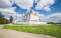 Assumption Cathedral in Vladimir. Russia