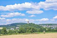 Village of Hartenfels,Westerwald,Rhineland-Palatinate,Germany