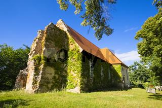 Kirche Gusow, Gusow-Platkow, Brandenburg, Deutschland