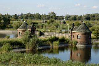 altes Elbwasserwerk in Hamburg