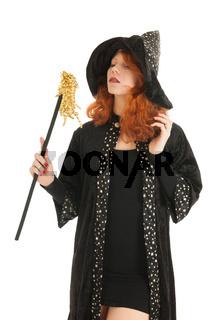 Evil witch googling