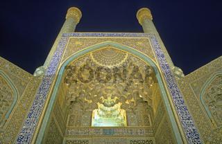 Masdjid-e Imam Moschee, Isfahan, Iran