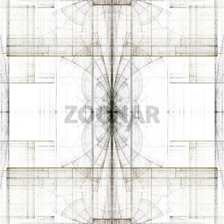 Geometric pattern, background