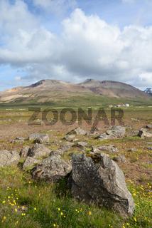Landschaft bei Stykkisholmur, Island