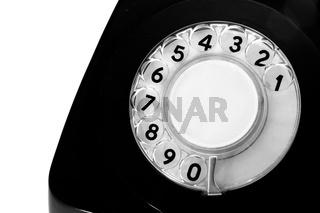 Antiquated phone