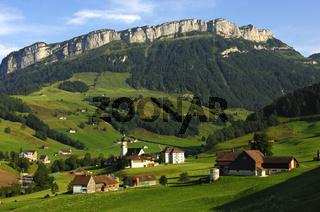 Schwende im Appenzeller Land, Schweiz