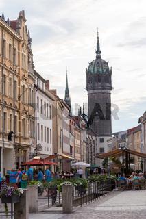 Passage mit Schlosskirche