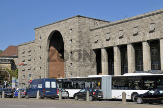 Hauptbahnhof, Stuttgart 21 Projekt, Stuttgart, Baden-Württemberg, Deutschland, Europa
