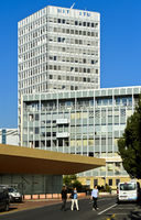 Headquarters of theI nternational Telecommunication Union, ITU, Geneva, Switzerland