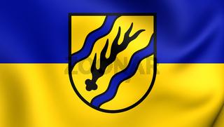 3D Flag of Rems-Murr