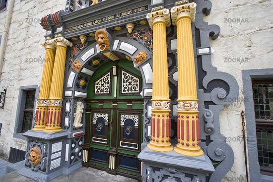 Town hall hannoversch muenden