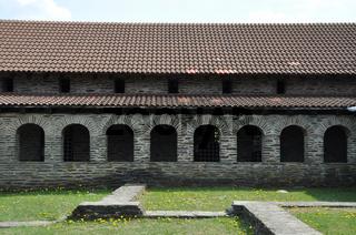 Römische Villa bei Longuich