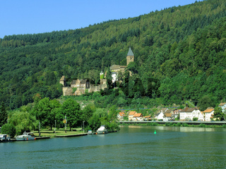 Schloss Zwingenberg am Neckar
