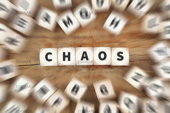 Photo Chaos Chaotisch Durcheinander Unordnung Buro Schreibtisch