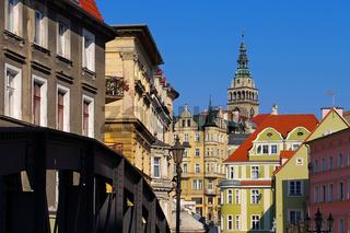 Glatz in Schlesien - Klodzko (Glatz) in Silesia, Poland