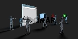 User Interface or UI