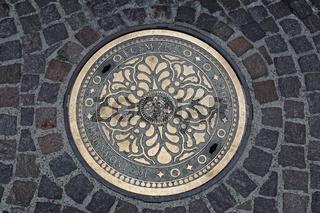 Manhole Budapest