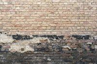 old weathered brick wall for backgrounds