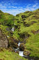 Iceland, July