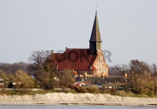 Schaprode, Insel Rügen, Ostdeutschland, Ostsee