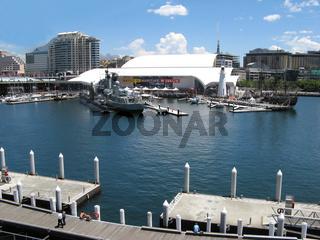 Seefahrtsmuseum Sydney / Maritime Museum in Sydney