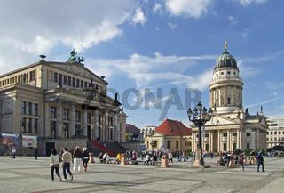Gendarmenmarkt Deutschland Berlin / Gendarmenmarkt Germany Berlin