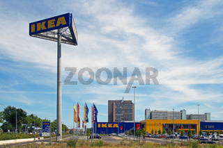 IKEA Filiale Berlin / IKEA branch Berlin