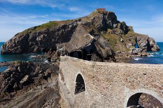 San Juan de Gaztelugatxe island, Bizkaia, Basque Country, Spain