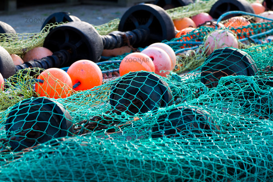 fishing net   Fischernetz