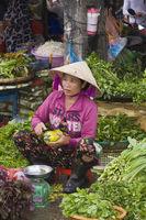 Market-scene,vegetablevendors,Phu,Quoc,Vietnam,Asia