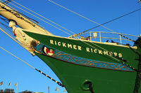 Figurehead of the Rickmer Rickmers