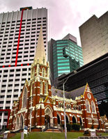 Church of Brisbane