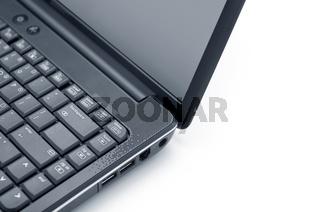 Close-up laptop