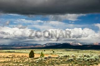 Landscape of Utah state. USA