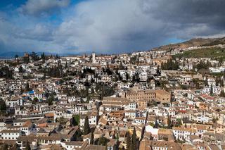 Grenada city in Spain
